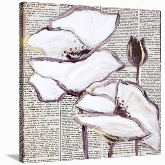 Antique Touch II-Irena Orlov-Stretched Canvas Print