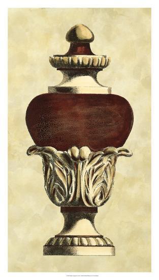 Antique Urn I--Giclee Print