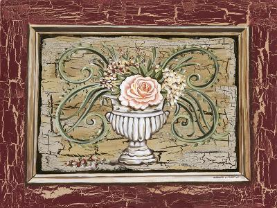 Antique White Vase III-Carolee Vitaletti-Art Print