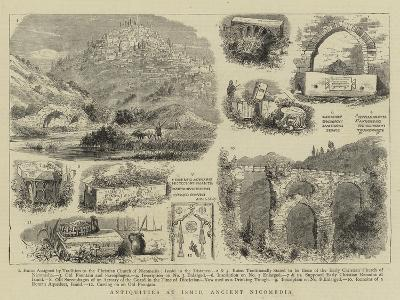 Antiquities at Ismid, Ancient Nicomedia--Giclee Print