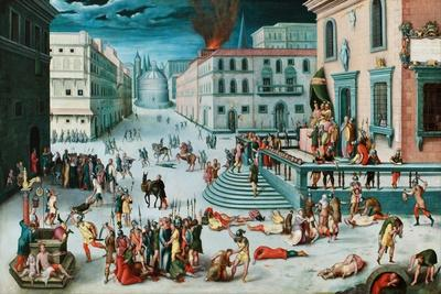 The Massacre of the Triumvirate