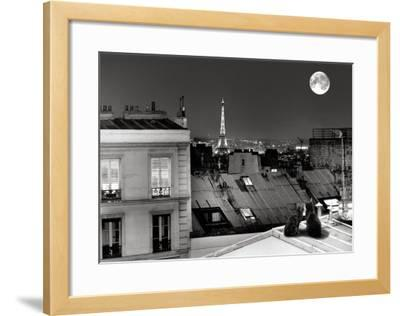 La Tour Eiffel de la rue St Eleuthere