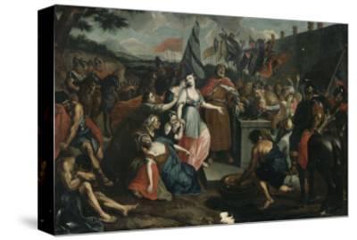 Le sacrifice de la fille de Jephté