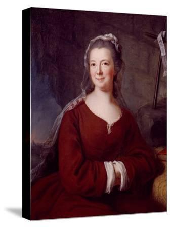 Portrait of Madame De Tencin