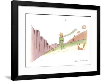 Le Petit Prince et le renard
