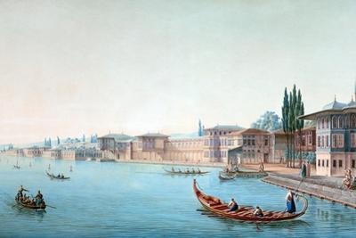 Palais De Beschik Tasch Ca. 1803-1809 by Antoine Ignace Melling