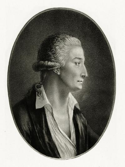Antoine-Laurent Lavoisier, 1884-90--Giclee Print