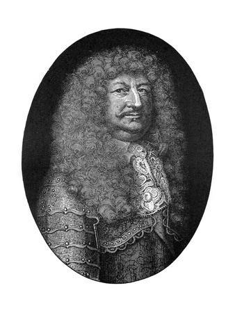 Frederick William, Elector of Brandenburg, 1683