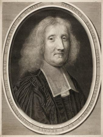 Henri De Pussort, 1675