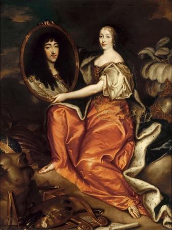 Henrietta of England, Duchess of Orléans (1644-167)