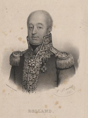 Rolland, Litho by Lemercier, 1835