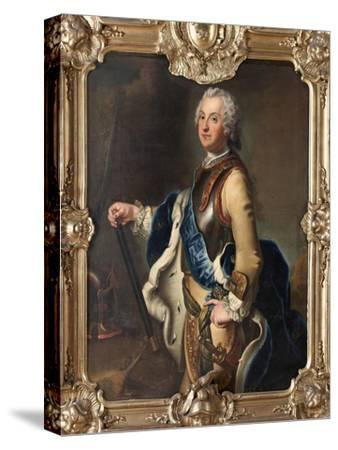 Portrait of Adolph Frederick (1710-177), Crown Prince of Sweden