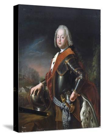 Portrait of Christian August, Prince of Anhalt-Zerbst, (1690-174), 1725