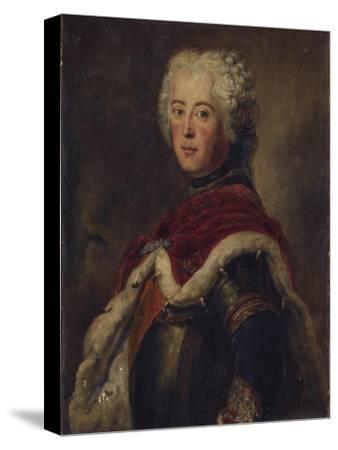 Portrait of Frederick II of Prussia