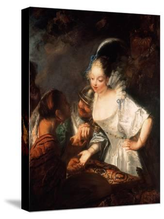The Gypsy Fortune Teller, Ca. 1710