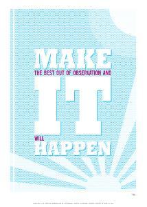 Make it Happen by Antoine Tesquier Tedeschi