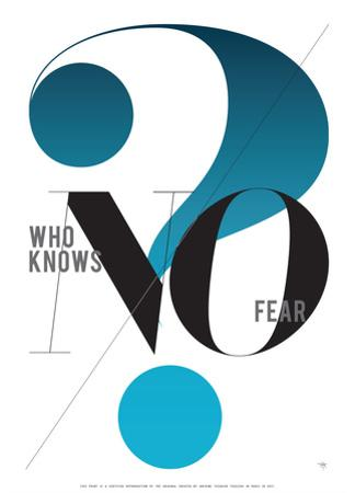 Who Knows No Fear