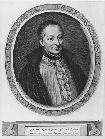 François D'Aix De La Chaise