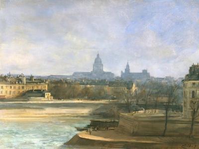 Ile De La Cite, Paris by Antoine Vollon