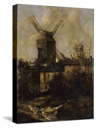 Le Moulin de la Galette, à Montmatre