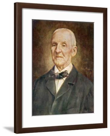 Anton Bruckner Austrian Musician-Ludwig Nauer-Framed Giclee Print