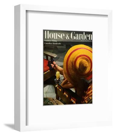 House & Garden Cover - June 1944