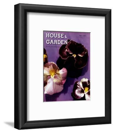 House & Garden Cover - May 1935