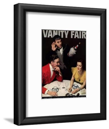 Vanity Fair Cover - July 1934