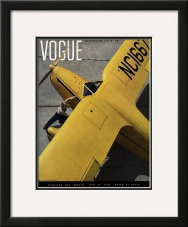 Vogue Cover - June 1937