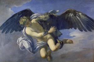 The Abduction of Ganymede by Anton Domenico Gabbiani