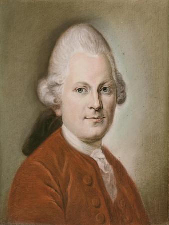 Portrait of Gotthold Ephraim Lessing, after 1770