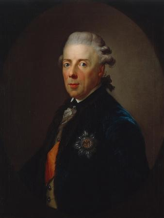 Portrait of Prince Heinrich of Prussia, after 1785
