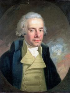 Portrait of William Wilberforce (1759-1833), 1794 by Anton Hickel