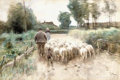 Homeward Bound by Anton Mauve