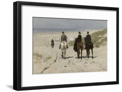 Morning Ride Along the Beach, 1876