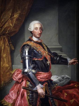 Charles III of Spain, Ca 1761