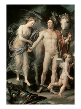 Perseus and Andromeda, c.1777
