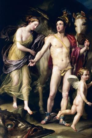 Perseus and Andromeda