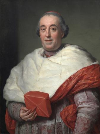 Portrait of Cardinal Zelada, 1773