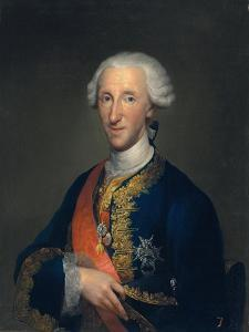 Portrait of Don Luis De Borbón, Infante of Spain,1769 by Anton Raphael Mengs