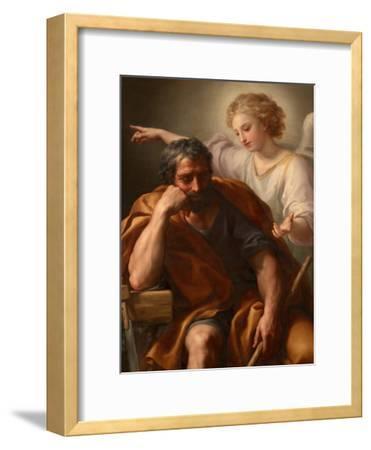 The Dream of St. Joseph, 1774