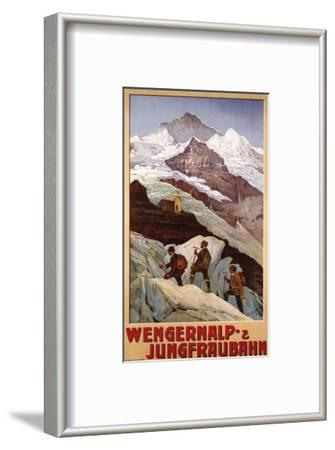 Wengernalp & Jungfraubahn, circa 1900