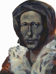 Portrait of Johann Joachim Winckelmann (Stendal by Anton von Maron