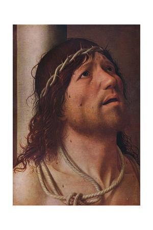 'Christ at the Column', c1476