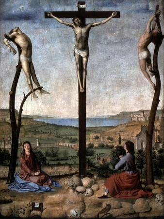 Crucifixion (Christ Between the Two Thieves)