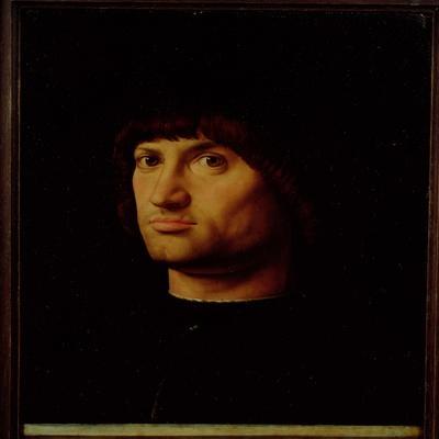 Le Condottiere, 1475