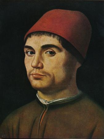 'Portrait of a Man', c1475, (1909)