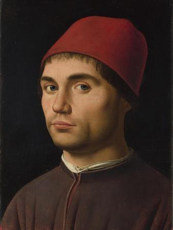 Portrait of a Man, Ca 1475