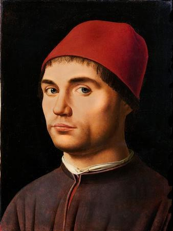 Portrait of a Man, circa 1475