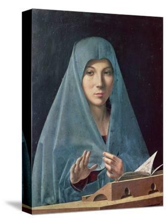 The Annunciation, 1474-75